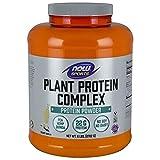 Now Sports Plant Protein Complex, Creamy Vanilla, 6-Pound