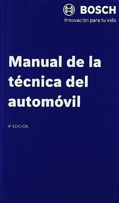 Manual de la técnica del automóvil 4 ed.: Amazon.es: Robert Bosch ...