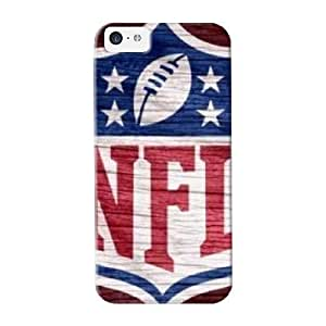 11644e42927 Premium Nfl Red Weathered Wood Back Cover Snap On Case For Iphone 5c hjbrhga1544