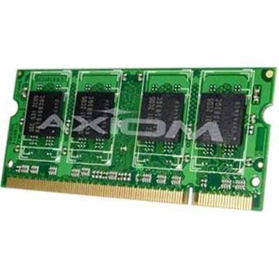 Axiom AX - Memory - 4 GB - SO DIMM 200-pin - DDR2 - 800 MHz / PC2-6400