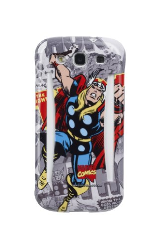 Anymode Marvel Comics Thor Pocket Hard Case for Samsung Galaxy S3