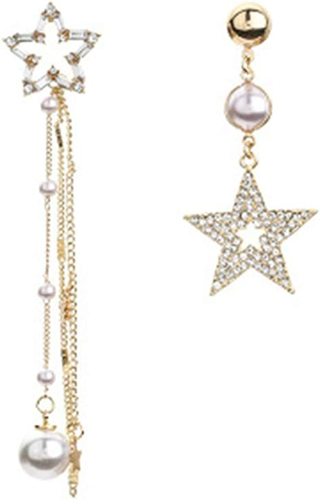 Clip on Earring Backs with Pads Dangle Tassel Fruit Pineapple for Women Girls Kids Jewelry Gift Box