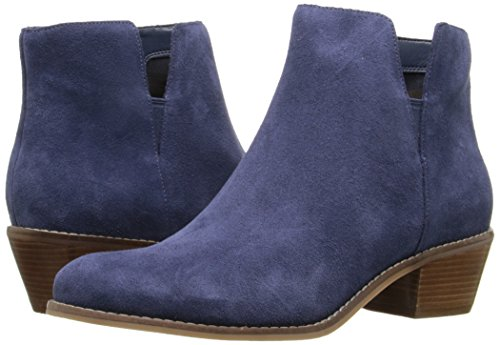 Cole Haan Women's Abbot Boot, Blazer Blue Suede, 9 B US by Cole Haan (Image #6)
