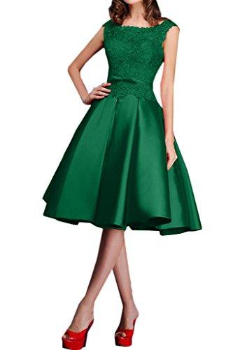 Victory Bridal - Vestido - trapecio - para mujer Verde