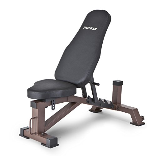 SteelBody Deluxe 6 Position Utility Bench - STB-10105 by Steelbody
