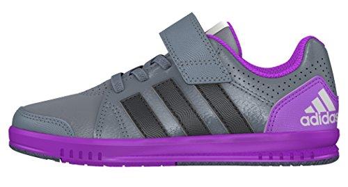 adidas Lk Trainer 7 El K, Zapatillas de Deporte para Niños Azul (Onix / Griosc / Pursho)