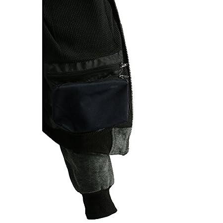 Black, X-Small Milwaukee Performance Womens Zipper Front Heated Hoodie