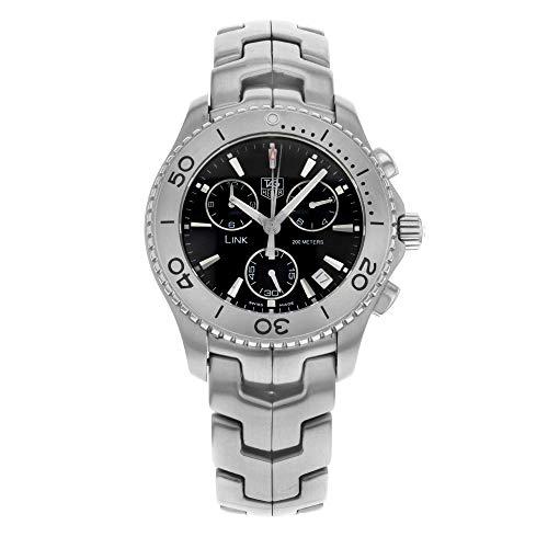 Tag Heuer Link Quartz Male Watch CJ1110.BA0576 (Certified Pre-Owned)