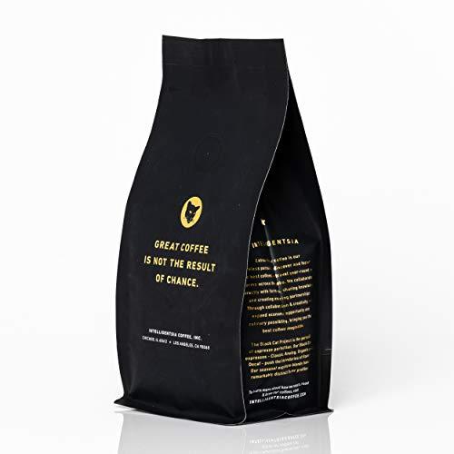 Intelligentsia Black Cat Certified Organic Espresso - 12 oz - Medium Roast, Direct Trade, Whole Bean Coffee