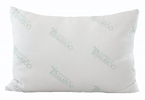 essence of bamboo derived rayon pillow the original premium down alternative fiber pillow designed and filled in usa best sleep ever