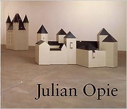 Book Julian Opie by Cooke, Lynne, Herzogenrath, Wulf (1994)
