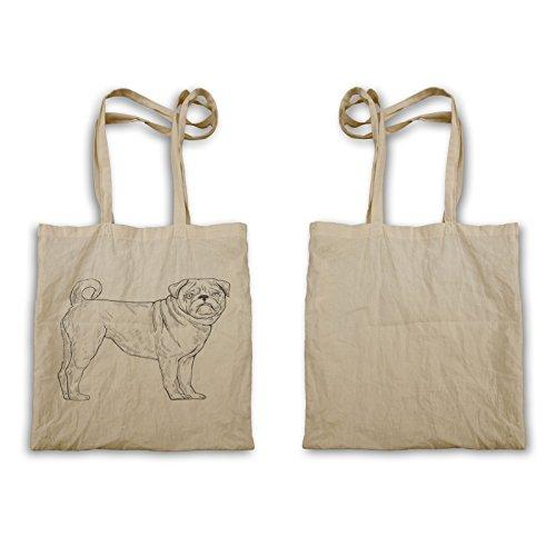 Divertente Tote Bag Happy Art Ciclomotore R683r