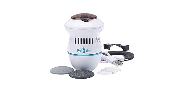 JOY-TIME Limpiador eléctrico de pies Eliminador de Callos al vacío ...