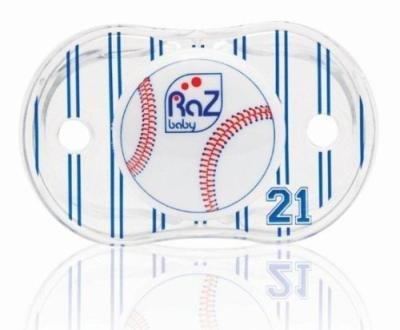 Razbby Keep-It-Kleen Paci Size 1 Eac Razbaby Keep-It-Kleen Pacifier, Blue, 1 Each