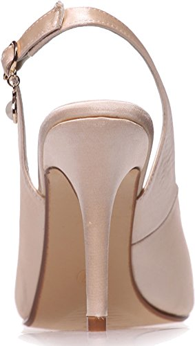 Find Champagne Mules Gris 5 Femme Nice 36 q6x1qw7An