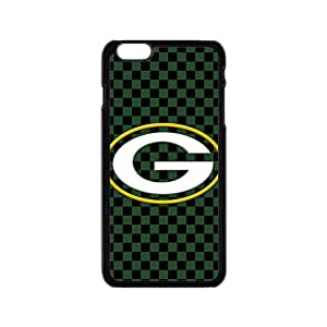 Green Bay Packers Black Phone Case for iPhone 6
