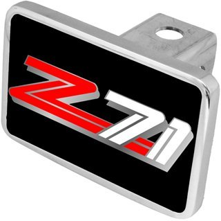 Hitch Cover Compatible with Z71 Eurosport Daytona