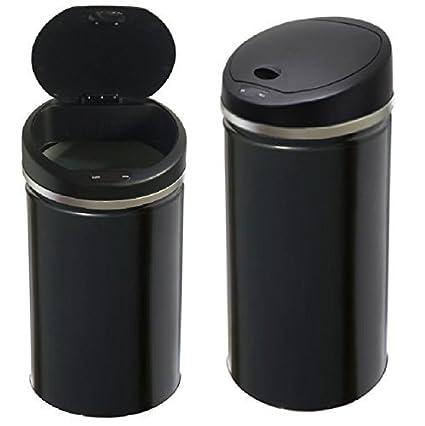 Sohler By Eurotrade W Ltd - Cubo de Basura con Tapa para Coche, Metal,