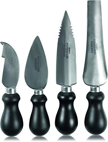 (Boska Holland 990553 Parm Cheese Knife Set Compact Black )