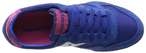 Saucony Originals Damen Kugel Sneaker Blau Weiss