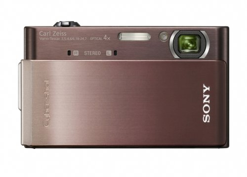 Sony Cyber-shot DSC-T900 12 MP Digital Camera with 4x Optical Zoom and Super Steady Shot Image Stabilization ()