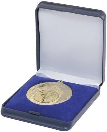 10 x medalla para caja 50 mm medalla (am037): Amazon.es: Deportes y aire libre