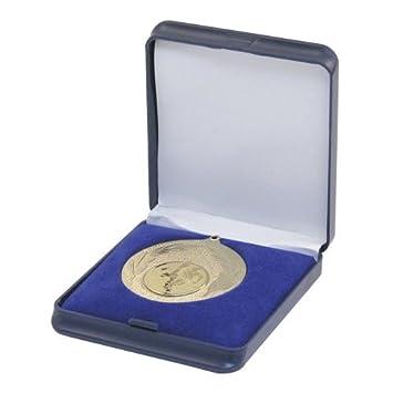 10 x medalla para caja 50 mm medalla (am037): Amazon.es ...