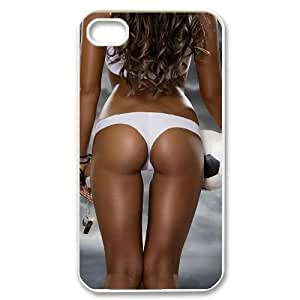 sexy body Design Discount Personalized Hard Case Cover for iPhone 4,4S, sexy body iPhone 4,4S Cover