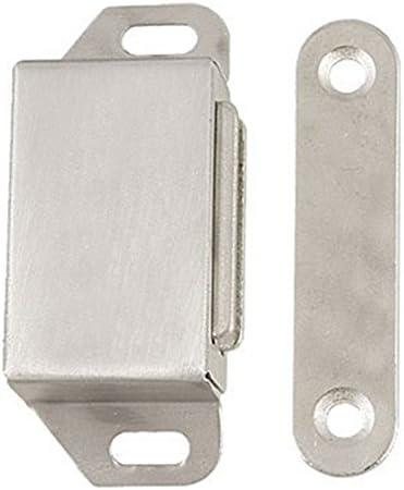 REFURBISHHOUSE Hebilla del iman de Adsorcion Magnetica Fuerte Auto-cierre de la puerta del hogar
