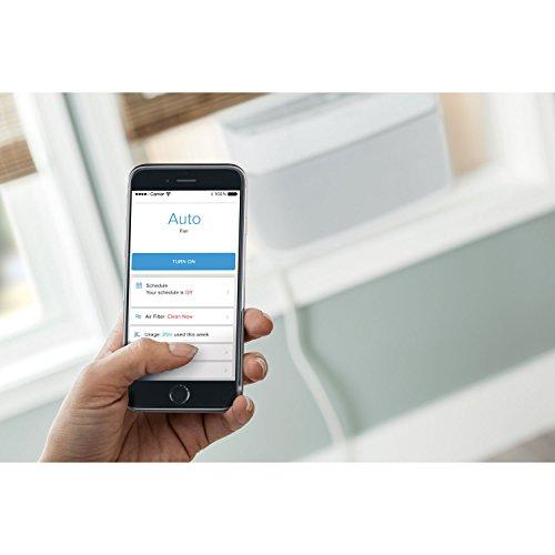 Frigidaire Smart Window Air Conditioner, Wi-FI, 8000 BTU, 115V, Works with Amazon Alexa by Frigidaire (Image #7)