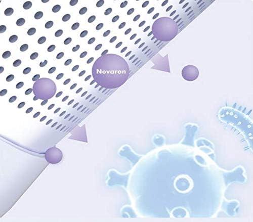 ROIDMI Zero Storm-Anti Bactéries-Aspirateur Balai sans Fil avec App, 335W, 100.000 RPM, Batterie jusqu\'à 60 Minutes, réservoir de 0.65L, Violet