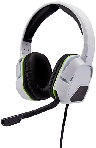 PDP Afterglow LVL 3 Wired Headset for Xbox One - White