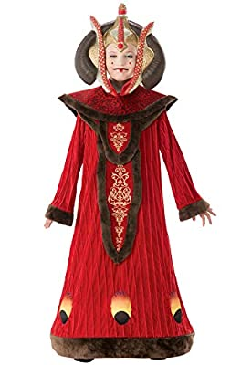 Rubie's Costume Star Wars Deluxe Queen Amidala Costume