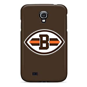 Lww1000aZOT Cleveland Browns 9 Fashion Tpu S4 Case Cover For Galaxy