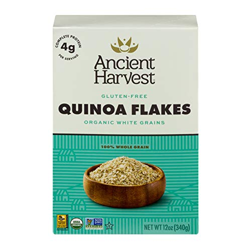 Ancient Harvest, Quinoa Flakes Organic, 12 - Harvest Grain