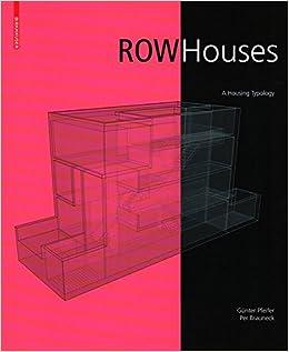 Book Row Houses by Gunter Pfeifer (2007-10-05)