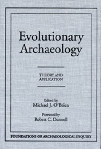 the evolution of the modern anthropological inquiry Anp 201: human evolution an overview of the evolution of the human lineage from its origins to the appearance of modern humans our evolutionary history involved some dramatic changes in anatomy and behavior, and we will explore both the significance of these changes, and the methods that.
