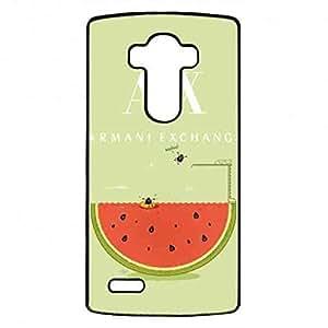 Customized Giorgio Armani Logo LG G4 Case,Armani Logo Phone Case For LG G4
