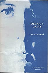 Oblique Light (Slow Loris poetry series)