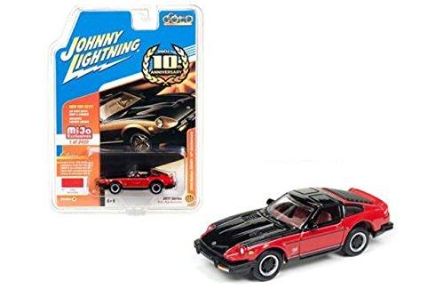 1980 Datsun 280ZX Nissan 280Z Red/Black