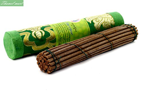 - Green Tara Tibetan Incense Sticks - Spiritual & Medicinal Relaxation - More effective than Potpourris & Scented Oils