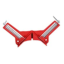 Wood Miter Picture Frame Corner Clamp Woodworking Guing Vise Frameing Tool