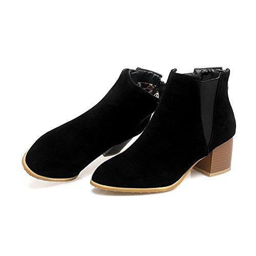 1TO9 1TO9Mns02675 - Sandalias con Cuña Mujer negro
