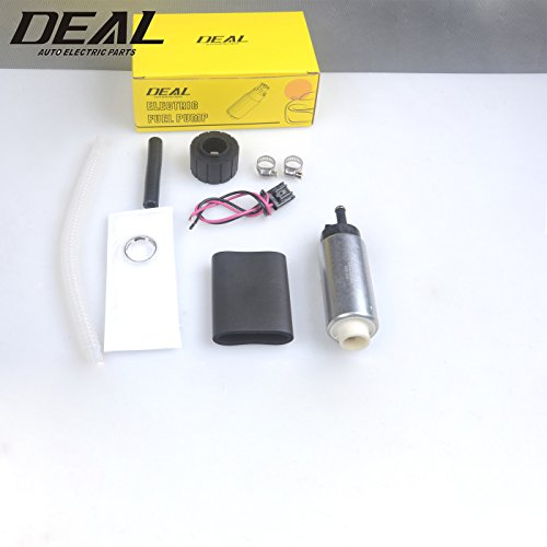 DEAL AUTO ELECTRIC PARTS 255LPH High Performance Electric Intank Fuel Pump With Installation Kit F20000169