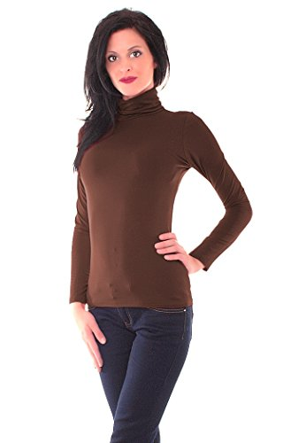 Easy Young Fashion - Jerséi - para mujer Chocolate