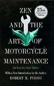 Zen and the Art of Motorcycle Maintenance…