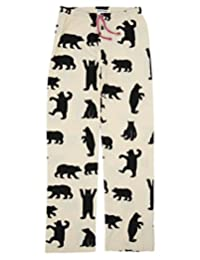 Little Blue House by Hatley Women's Bear Family Pajamas