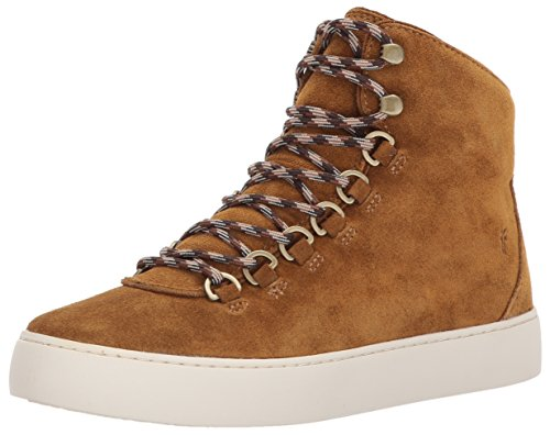 Frye Mujeres Lena Hiker Fashion Sneaker Wheat