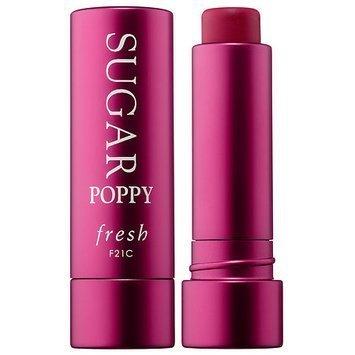 FRESH Sugar Lip Treatment Sunscreen SPF 15 'Poppy' 4.3g/0.15oz Full Size
