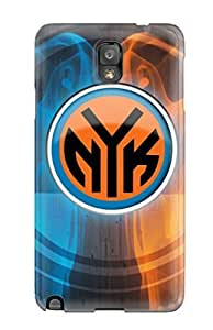 Premium New York Knicks Basketball Nba Heavy-duty Protection Case For Galaxy Note 3